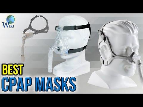 6 Best CPAP Masks 2017