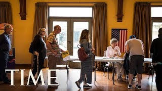 The 2018 Elections Saw Record Midterm Turnout | TIME