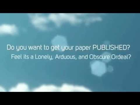 How to Publish your Research Article, Case Report, Review Article in a Journal