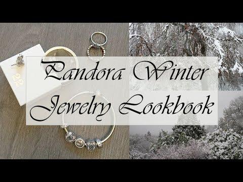 Pandora Winter Jewelry Lookbook