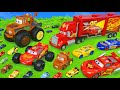 Download           Cars Toys Surprise: Lightning McQueen, Mack Truck & Toy Vehicles Play for Kids MP3,3GP,MP4