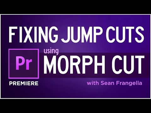 Remove jump cuts in Premiere CC 2015 with the Morph Cut Effect - Sean Frangella
