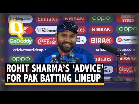 Xxx Mp4 India Vs Pakistan Journo Asks Rohit For Batting Tips He Says Quot I 39 Ll Advice When I 39 M The Coach Quot 3gp Sex