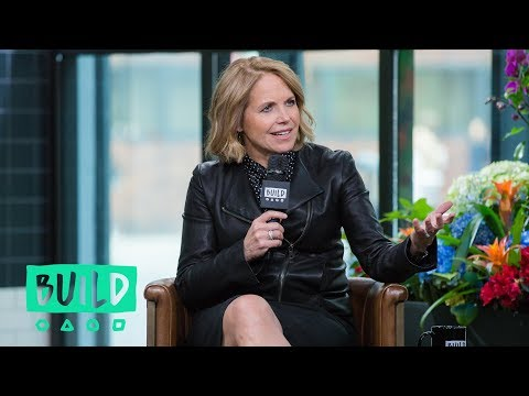 Katie Couric Shares Her Take On Confederate Statues