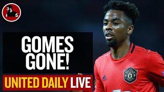 Angel Gomes Says Goodbye!   Man Utd Latest News