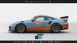 Gran Turismo Sport livery Maker