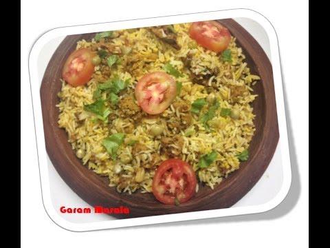 Cauliflower Biryani / Gobi Biriyani