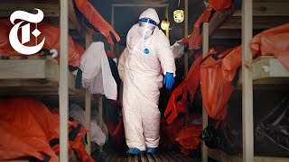 Inside One of New York's Deadliest Zip Codes   Coronavirus News