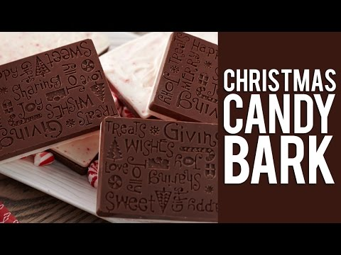 How to Make Peppermint Bark Christmas Candy