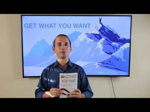 Get What You Want Free Book Giveaway