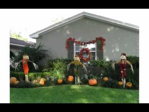 [biorada] Halloween Decoration Ideas for Yard