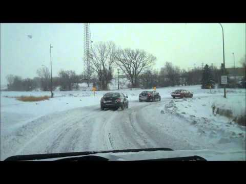 TIPS FOR DRIVING IN THE SNOW or SHTF (Snow - Hits - The - Fan)