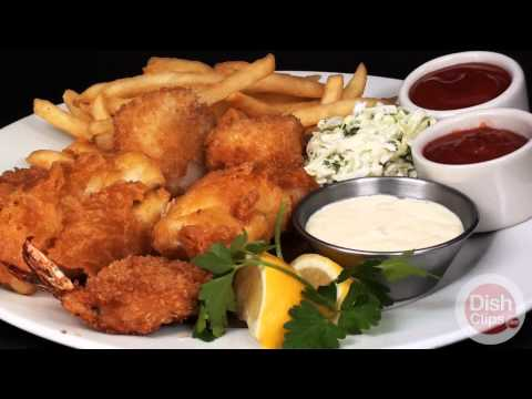 Bluewater Grill - Fisherman's Platter