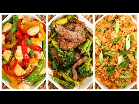 3 Simple Stir-Fry Recipes | WAAAAY Tastier Than Take-Out