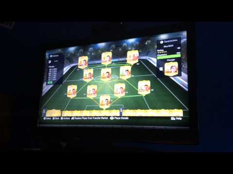 100 chemistry Fifa team
