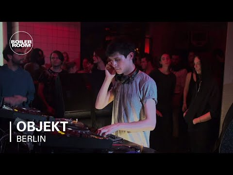 Objekt Boiler Room Berlin DJ Set
