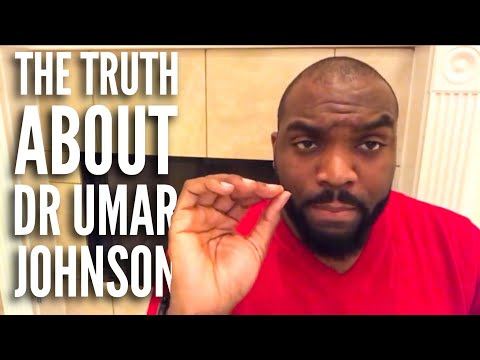 The real reason Dr Umar Johnson is losing his license | Dr Umar Johnson Exposed 🙄😂