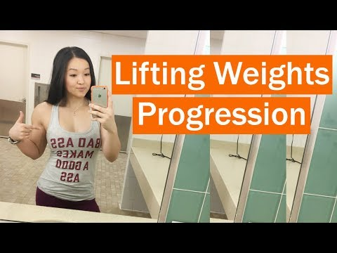 Weight Lifting Progression And Getting Stronger Interview
