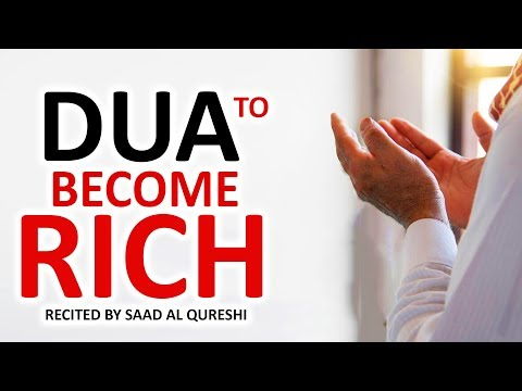 Powerful Dua To Become Rich & Wealthy !!!