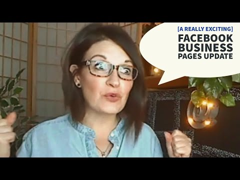 Facebook Business Pages Update 2016 for Business Manager