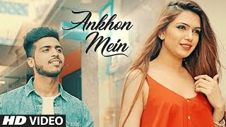 Ankhon Mein Official Music Video | Vipul Kapoor | Feat. Sonali gupta | T-Series