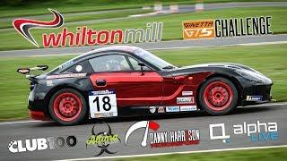 Ginetta Gt5 Altima Academy With Mutation Motorsport Around Whilton Mill
