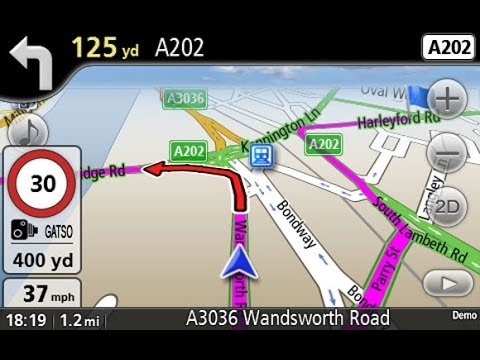 How to download, Install and run a Sat Nav App on your Android tablet or phone