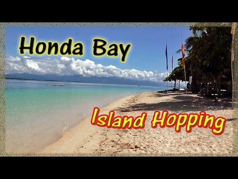 Palawan Tourist Honda Bay Island Hopping