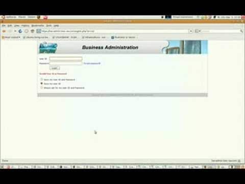firefox 3 - invalid security certificate