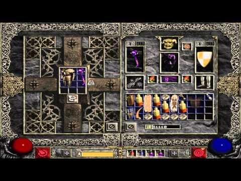 How to remove runes / gems from sockets using Horadric cube - Diablo 2