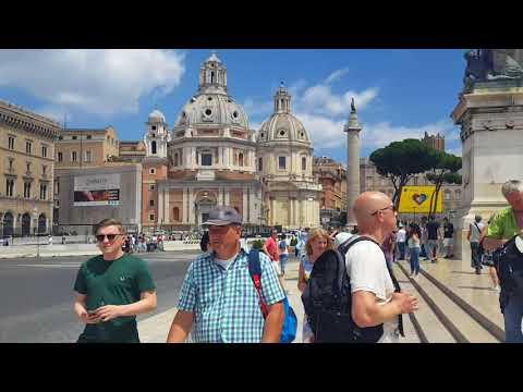 From Civitavecchia cruise port to Rome