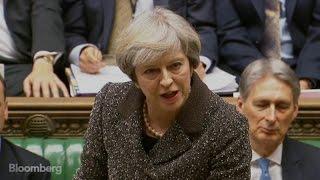 U.K. Prime Minister: I