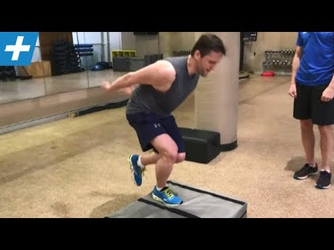 Hamstring strength loss after ACL Surgery | Feat. Tim Keeley | No.113 | Physio REHAB
