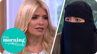 Holly Slams the Proposed British Burka Ban | This Morning
