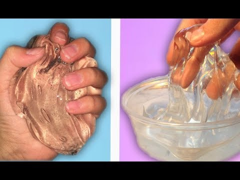 AIR SLIME! 💦 Testing NO GLUE AIR Slime RECIPES!