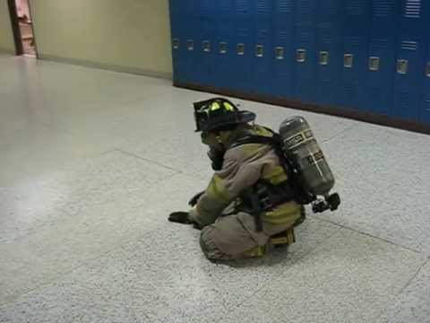 Rapid Dress Firefighter PPE and SCBA