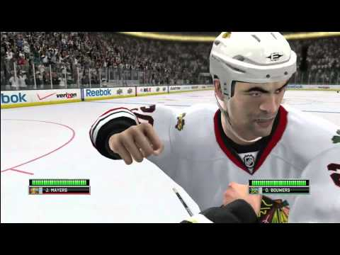 NHL 12: Be A Pro Episode 4 - First NHL Game Gordie Howe Hat-rick