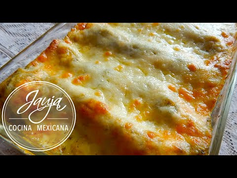 Chicken Enchilada Casserole. How to Make Chicken Enchilada Casserole with Salsa Verde - Green Sauce