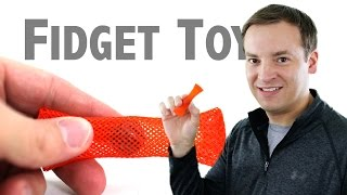 Download Mesh and Marble Fidget Toy Review Video