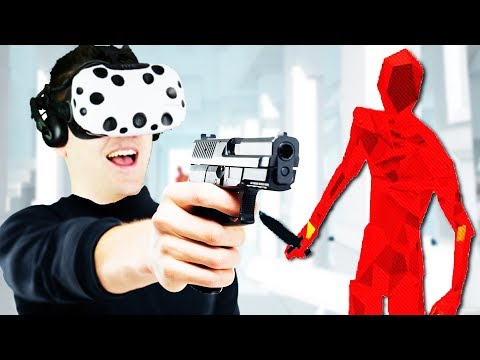 SUPERHOT VR ENDLESS MODE! - SUPERHOT VR - VR HTC Vive