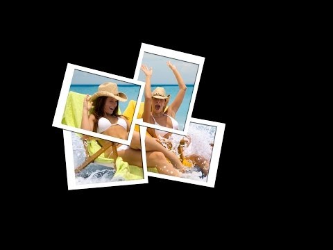 Create a Multi frame Photo effect in adobe Photoshop all versions