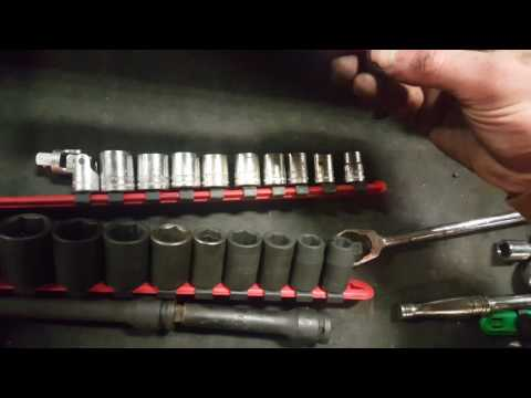Husky socket rails