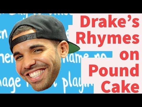 Rap Tips from Drake's Pound Cake- Rhyme Schemes Analysis
