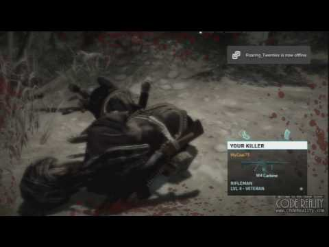 Medal of Honor | Closed Beta Gameplay #3 | By IXI-TheEnd-IXI | PS3