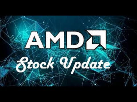 AMD stock update and Recovery