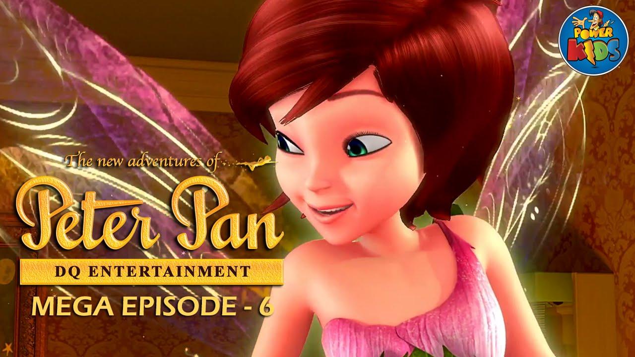 Peter Pan ᴴᴰ [Latest Version] - Mega Episode [6] - Animated Cartoon Show