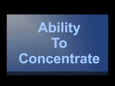 Improve Concentration, Attention, Focus & ADHD with Superfocus