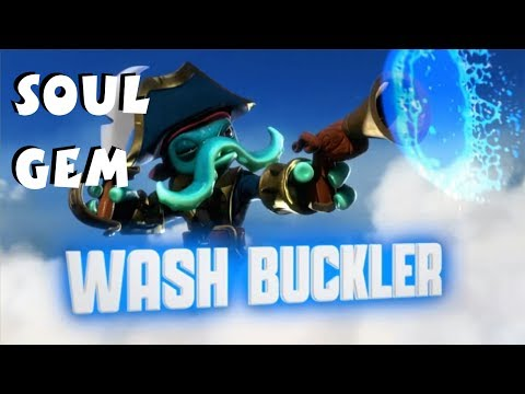 Wash Buckler Soul Gem Location and Gameplay Preview 1080p