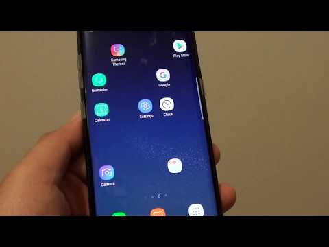 Samsung Galaxy S8: How to Uninstall Secure Folder