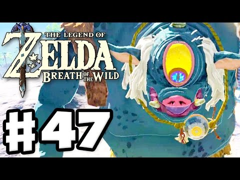 Eventide Island and Lurelin Village! - The Legend of Zelda: Breath of the Wild - Gameplay Part 47